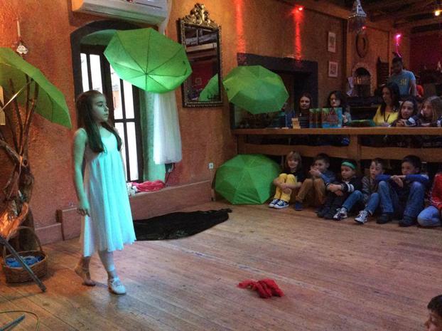 Παρουσίαση της Στιγμούλας στα Τρίκαλα