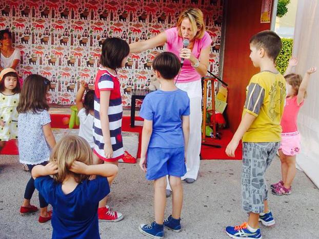 Παρουσίαση της Στιγμούλας στο 43o Φεστιβάλ βιβλίου στο Ζάππειο